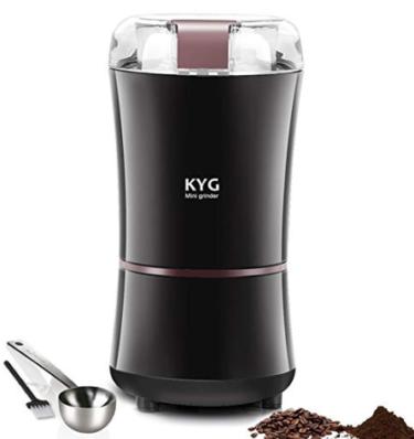 kyg電動コーヒーミルを元コーヒー店員がレビューします
